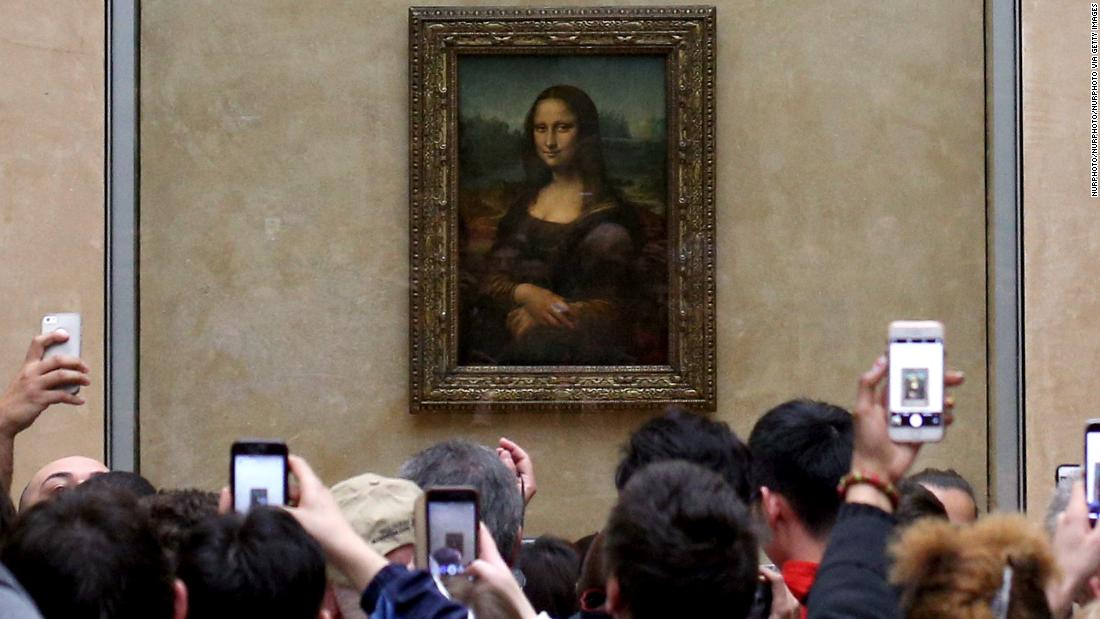 Louvre debuts its biggest ever Leonardo exhibition
